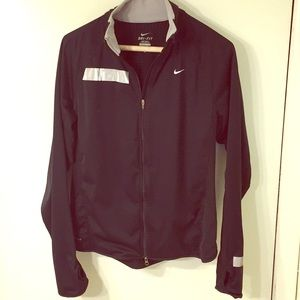 Nike element shield running jacket L